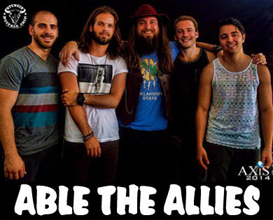 Able the Allies Appearing at Sturgis Rally
