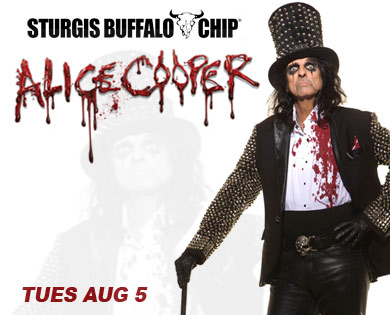August Music Festival Adds Alice Cooper to Concert Lineup