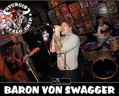 Baron Von Swagger Join Lineup of Sturgis Concerts