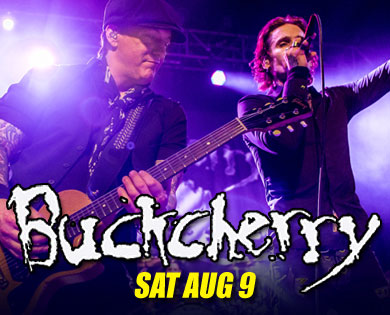 Buckcherry's Sturgis Concerts Shake Audiences to Their Core