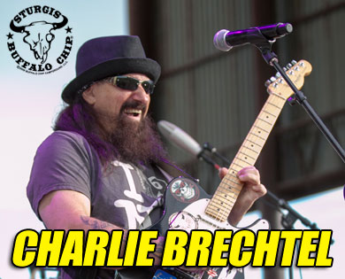 Brechtel Brings Biker Music to the Masses at Buffalo Chip