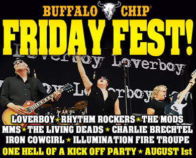 Loverboy Ignites Third Annual Sturgis Rally Pre-Party