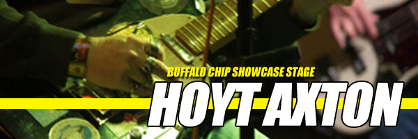 Hoyt Axton Hosts Sturgis Rally Blues Band