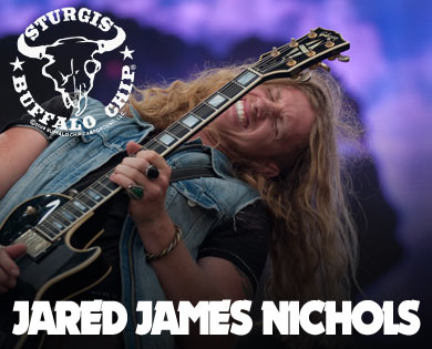 Jared James Nichols Joins Lineup of Sturgis Concerts
