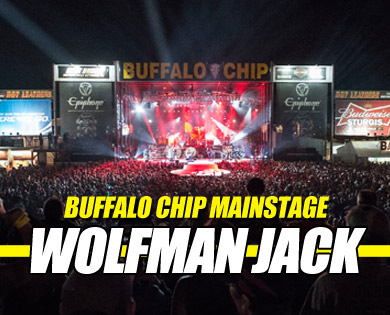 Sturgis Rally's Biggest Names Play Buffalo Chip Main Stage