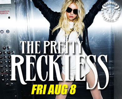 The Pretty Reckless Joins Lineup of Sturgis Concerts at The Chip