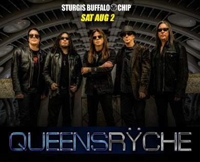 Sturgis Rally Festival Welcomes Queensrÿche