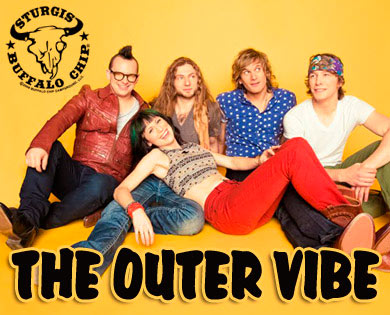 The Outer Vibe Play Sturgis Rally