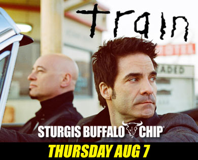 Buffalo Chip Summer Music Festival Adds Train to Lineup of Sturgis Concerts