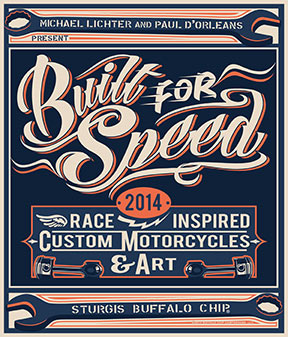 Sturgis Rally Exhibit Displays Race Inspired Motorcycles and Art