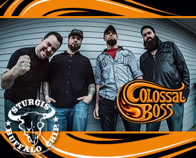 Colossal Boss Adds High-Energy Sturgis Concerts to Chip Showcase Experience
