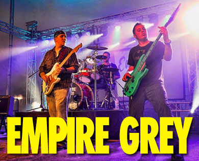 Empire Grey to Open the Fourth Dimension of August Music Festival Fun