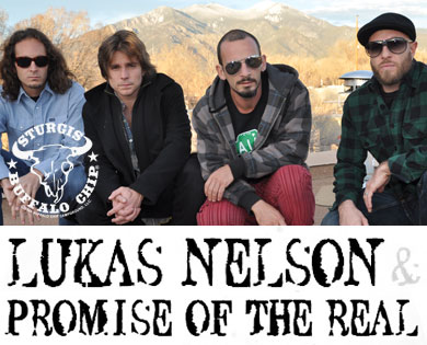 Lukas Nelson & Promise of the Real Join Lineup of Sturgis Concerts Aug. 4