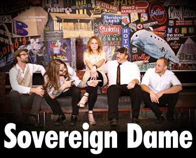 Sovereign Dame Adds Indie Blues Rock to Lineup of Sturgis Concerts