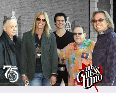 The Guess Who Join Lineup of Sturgis Concerts Aug. 2