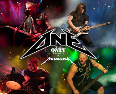 One Brings Justice For All Metallica Fans to the Buffalo Chip's August Music Festival with the Only Tribute to the Metal Masters