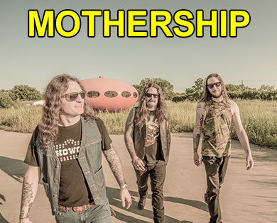 Prepare for a Heavy Rock Forged in the Heavens during Chip's Sturgis Concerts from Mothership