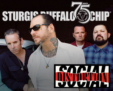 Summer Music Festival at the Chip to Feature Social Distortion Debut Aug. 5