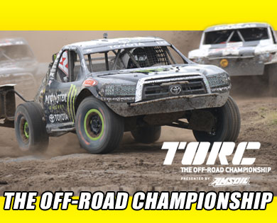 TORC Off-Road Racing Returns to Buffalo Chip Event Lineup
