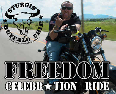 Freedom Celebration Honors Military During Sturgis Rally