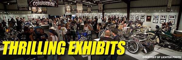 Sturgis Events at Chip to Include Thrilling Exhibits
