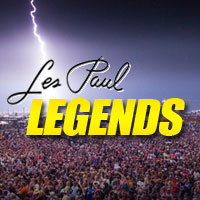 Win a Guitar to Become the Next Les Paul Legend