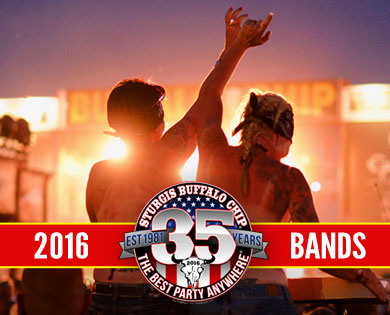Unbelievable Lineup at Sturgis Buffalo Chip Summer Music Festival