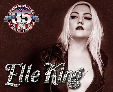 Elle King Joins Chip Music Festival Lineup, Aug. 8