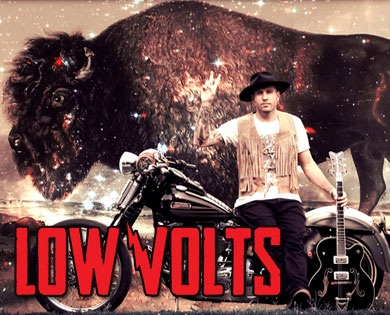 Low Volts to Electrify 35th Annual August music festival During Moto Stampede