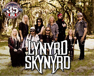 Lynyrd Skynyrd Brings Southern Rock to Sturgis Buffalo Chip