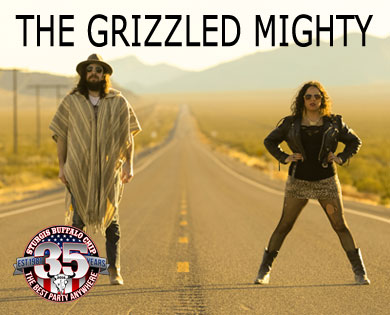 The Grizzled Mighty unleash psychedelic blues sound on August Music Festival during the 35th Anniversary of the Best Party Anywhere