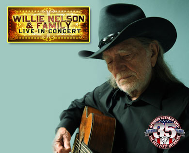 Shotgun Willie Kicks Off Sturgis Rally with a Bang on Friday, Aug. 5