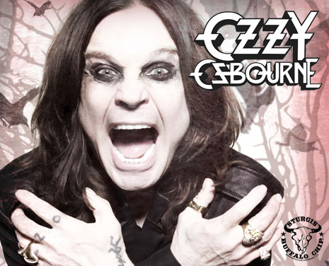 Ozzy Osbourne will rock the Chip's August music festival during one of the most unforgettable performances of 2017.