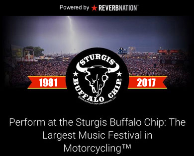 How to Get a Gig at the Largest Music Festival in Motorcycling™