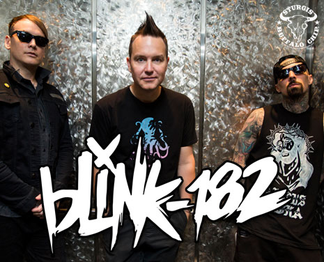 Blink-182 will rock the Chip's August music festival during one of the most unforgettable performances of 2017