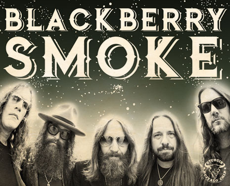 Blackberry Smoke Joins Lineup during the Sturgis Rally
