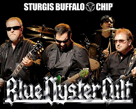 Blue Öyster Cult to Storm August Music Festival Goers with a Sound Larger than Godzilla Aug. 12, 2017.