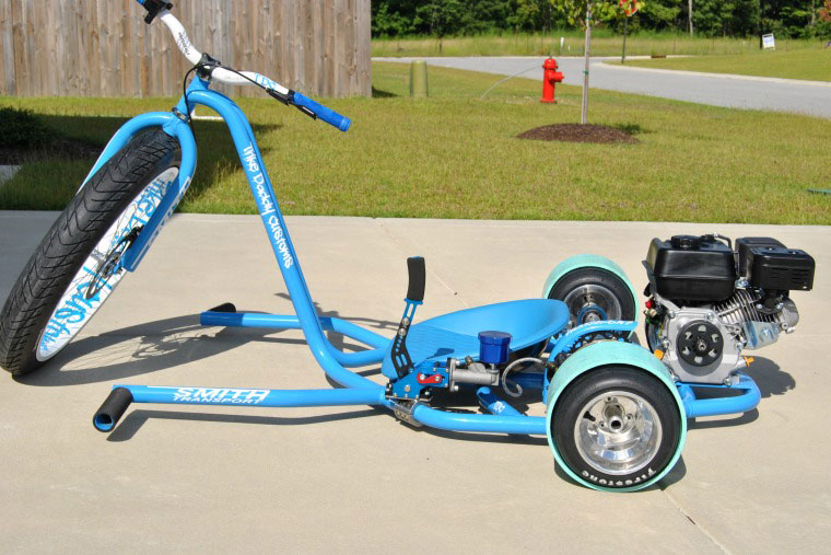 Trike Daddy Hosts Drift Trikes Derby during Sturgis Motorcycle ...