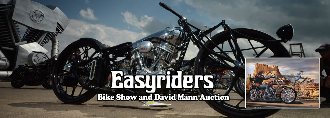 Easyriders Bike Show And David Mann Art Auction Join Lineup