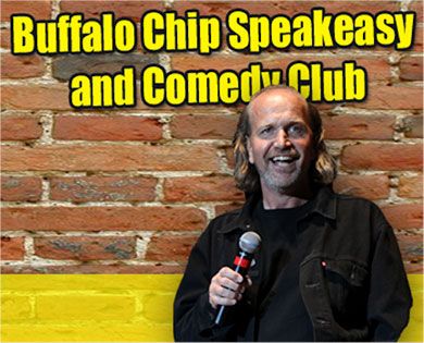 Sturgis Bar Hosts Legendary Comedians