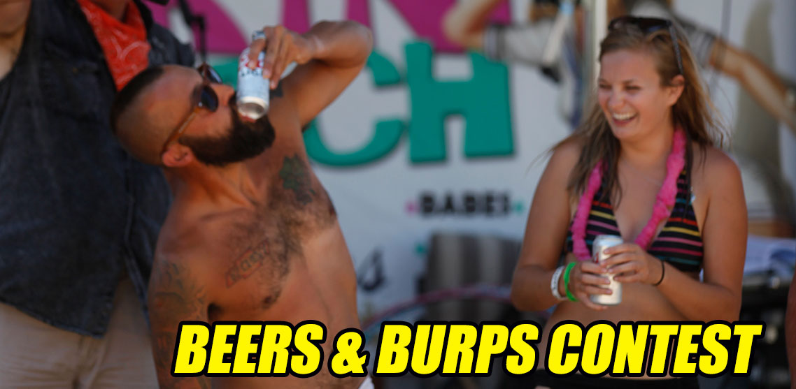 Daily Beers and Burps Contest Will Earn You a Free Beer and Bragging Rights