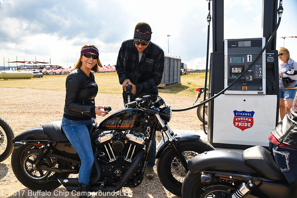 93 Octane Gas >> Sturgis Buffalo Chip-Campground Offer Unparalleled Amenities