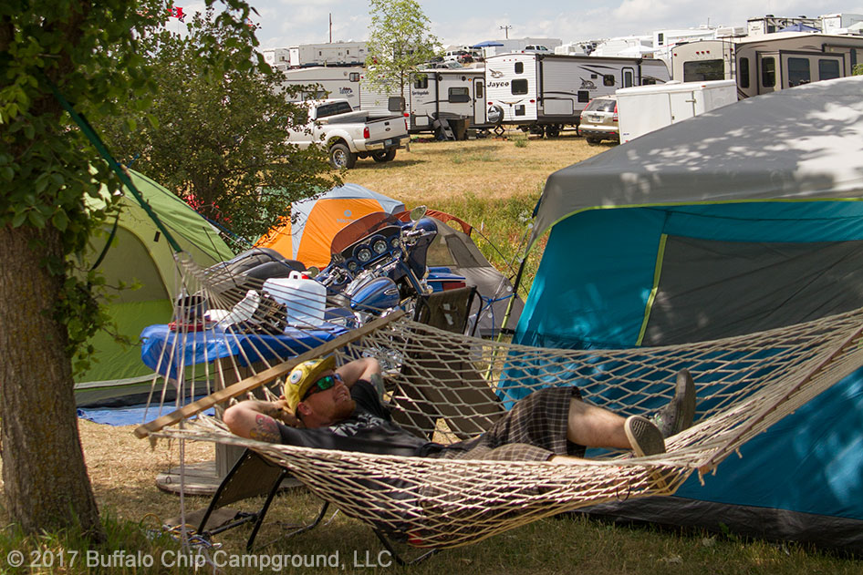 Why the Sturgis Buffalo Chip® Campground? See How It Compares!
