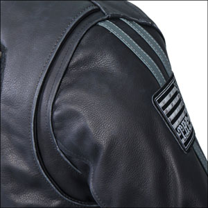 The Woody Limited Premium Leather Motorcycle Jacket