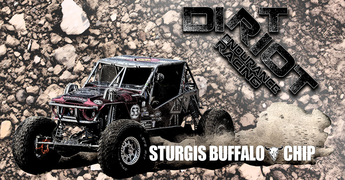 Dirt Riot Off-Road Racing Kicks Off Sturgis Buffalo Chip Moto Stampede Race Series at PowerSports Complex