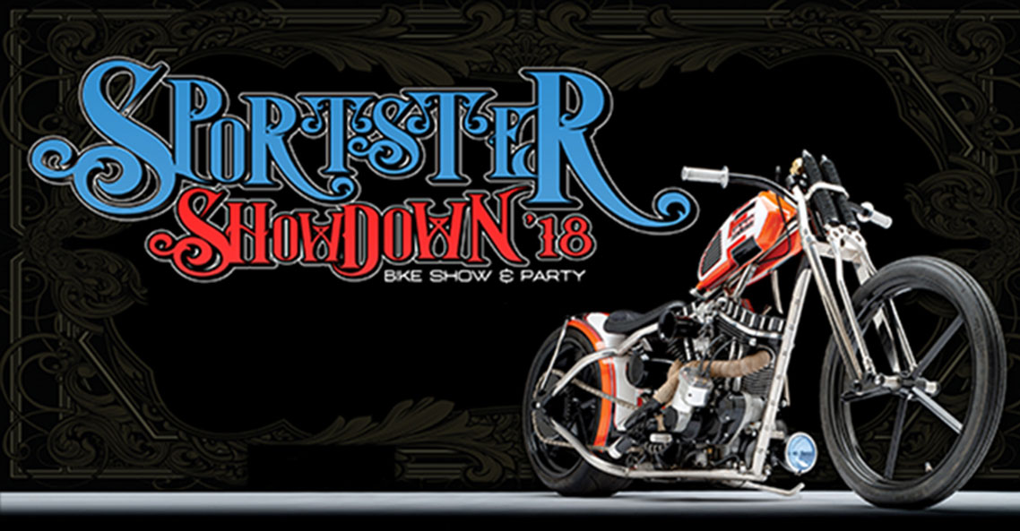 Sportster Showdown Bike Show Brings Retro Rides to the Sturgis Rally
