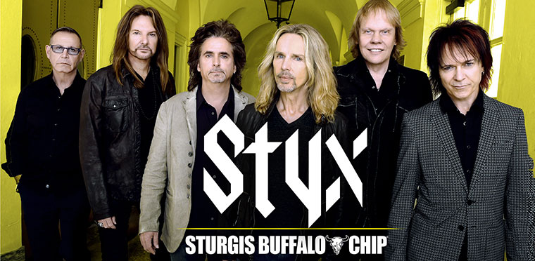 Concerts and Entertainment at the Sturgis Buffalo Chip®