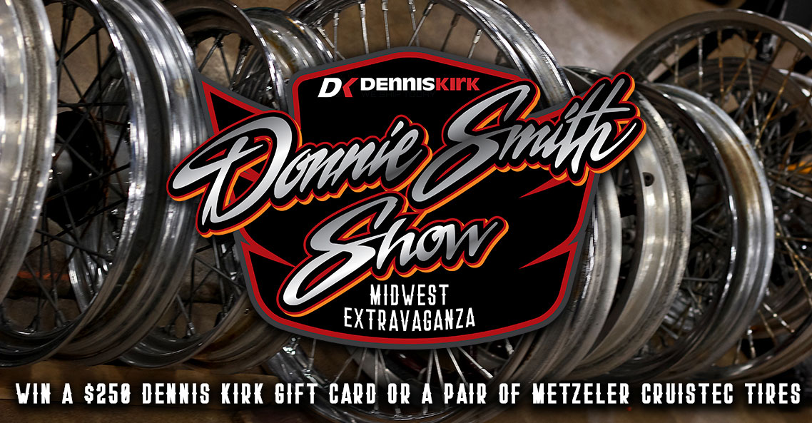 Donnie Smith Show Newsletter