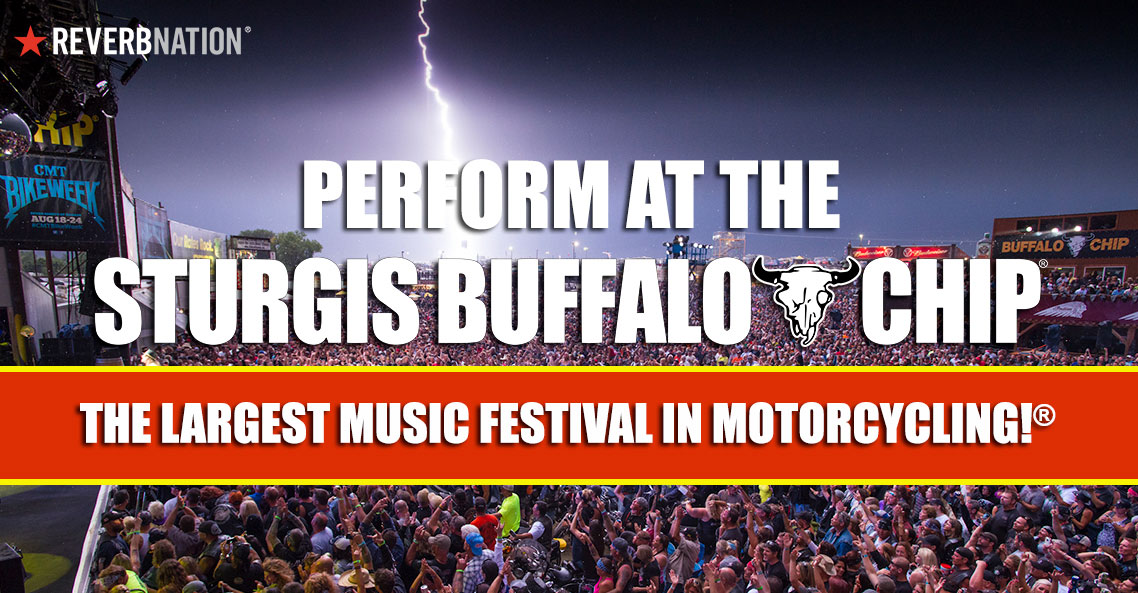 How to Get a Gig at the Largest Music Festival in Motorcycling®