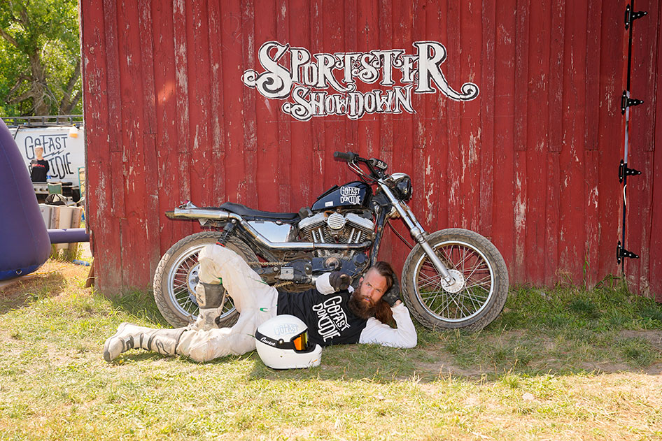 The Sportster Showdown showcases some of the coolest rides of the Sturgis Motorcycle Rally